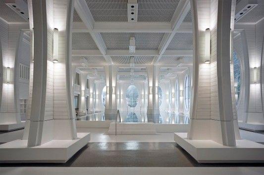 Die besten 25+ Thermalbad bad ragaz Ideen auf Pinterest Vfl - Spa Und Wellness Zentren Kreative Architektur