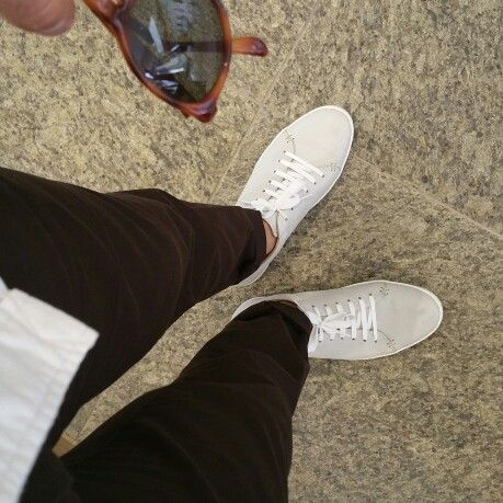 The dressy sneakers by @justamenshoe www.justamenshoe.com