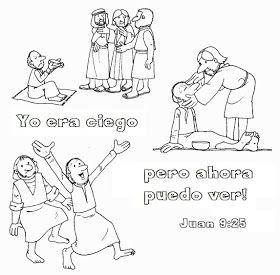 Me Aburre La Religion El Ciego Bartimeo Artesania Biblica Manualidades Para Escuela Dominical Artesanias De Historia De La Biblia