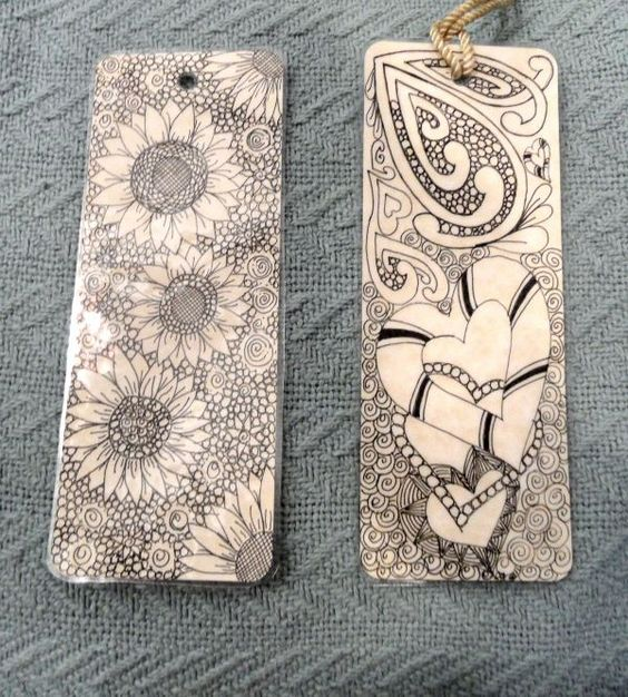 bookmarks are so quick and very easy to customize, thy make FABULOUS gifts!