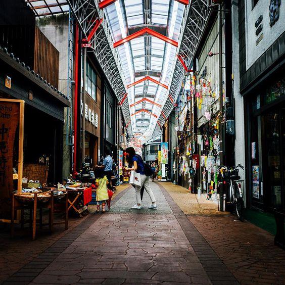 せと銀座通り商店街/愛知県 #瀬戸 #愛知 #商店街