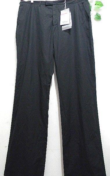 Prada Black Mens Cotton Italian Pants Size XL 56 EU  NEW! #PRADA #CasualPants