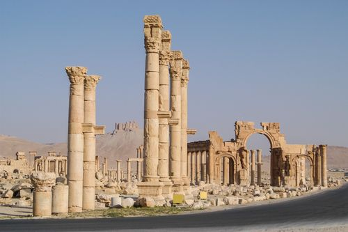 Syria's 'Monument Citizens' Taking Risks Saving the Future of Our Past - http://www.therussophile.org/syrias-monument-citizens-taking-risks-saving-the-future-of-our-past.html/