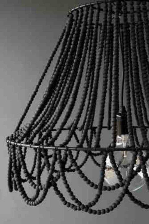 Beaded ceiling light diy pinterest ceiling beads and lights aloadofball Gallery