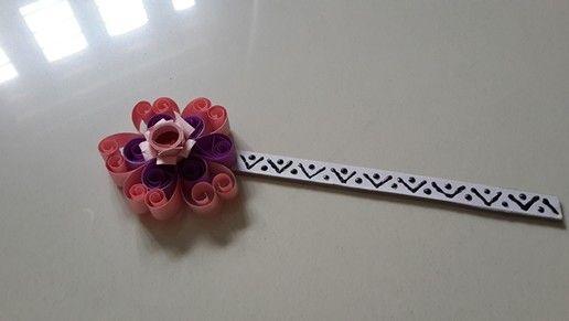Quilled Bookmark. Price-2$. mansid281@gmail.com
