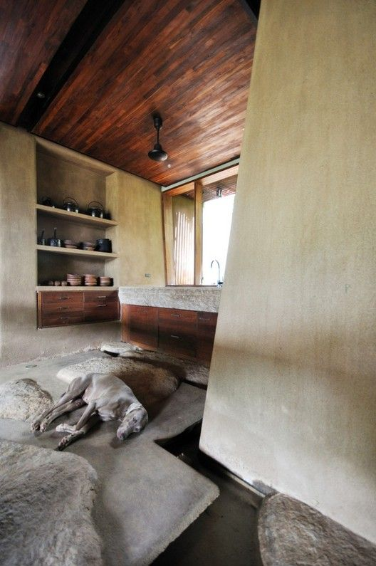 Retreat in the South-Indian Countryside / Mancini,© mancini enterprises