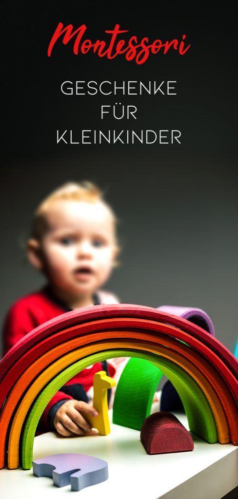 Montessori Geschenke 10 Ideen Ab 1 Jahr The Krauts Montessori Montessori Kleinkinder Geschenke Fur Kleinkinder