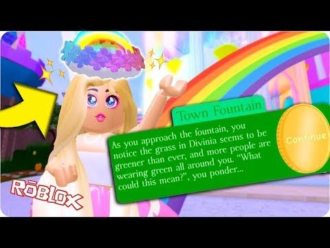 How To Get The New Royale High St Patricks Day Halo In - halo in royal high roblox