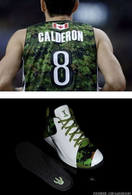 "Li-Ning Yu Shuai 7 ""Camouflage"" Jose Calderon PE Sneaker"