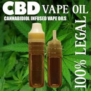 30 ml CBD E Liquid – Very Smooth and Natural Flavour