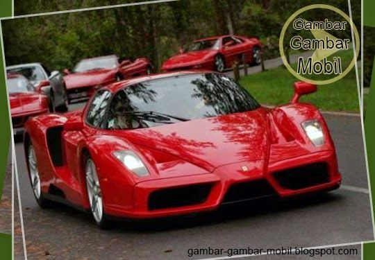 Gambar Mobil Ferrari Gambar Gambar Mobil Ferrari Enzo Super Cars Ferrari