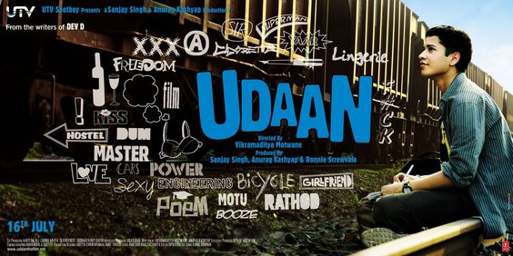 Return to the main poster page for Udaan