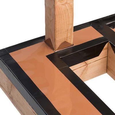 Rainescape Deck Drainage System Butyl Tape 4 X 50 Trex In