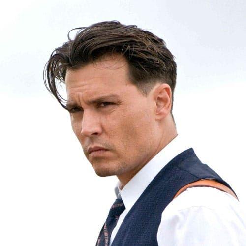 Nice Johnny Depp Hairstyles Hairstyle Hairstylist Hairdresser Menshair Mensgrooming Mens Johnny Depp Hairstyle Mens Hairstyles Johnny Depp Public Enemies