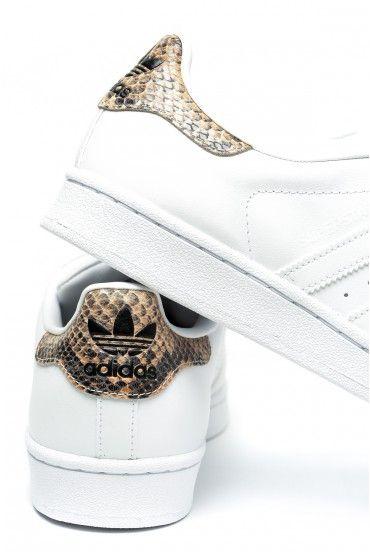 timeless design 72160 09a2b Stan Smith Adidas Schlange ohne-papa.de