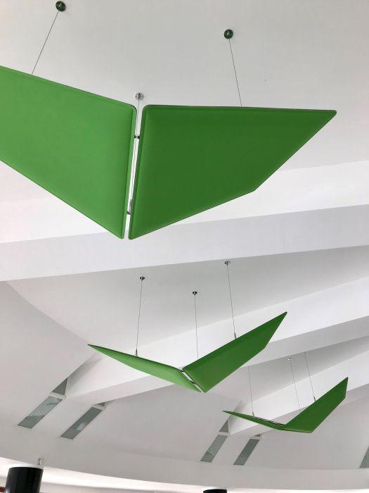 Flap Wings Snowsound Usa Acoustic Panels Acoustic Panels Fountain Suites Paneling