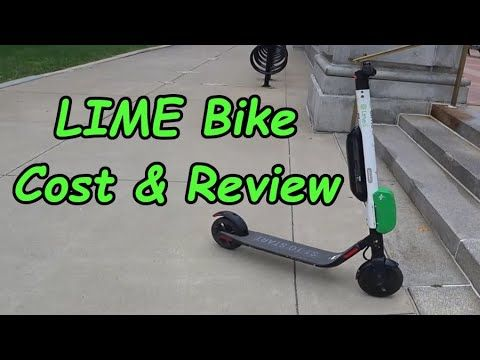 How Does Lime Scooter Work And Review Travel Blog