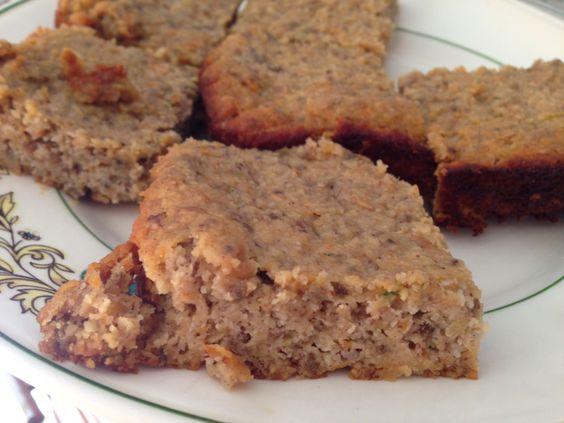 Kitchen Sink Muffins... Gluten free, dairy free (vegan option), refined sugar free!