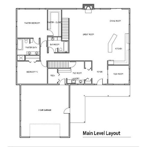 Red Barn House Post Frame Print With Loft Red Barn House Barn House House Plan With Loft
