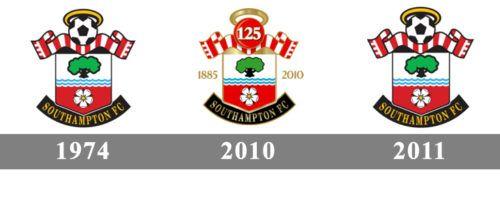 History Southampton Logo Logos Soccer Logo History