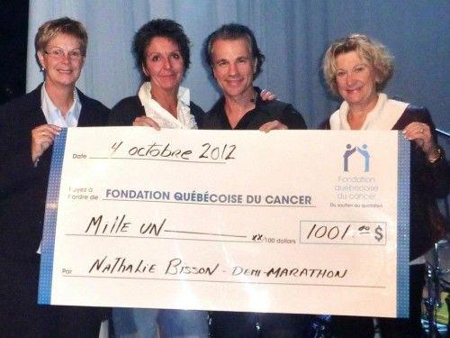 Quebec Cancer Foundation - October 4, 2012 | www.brunopelletier.com