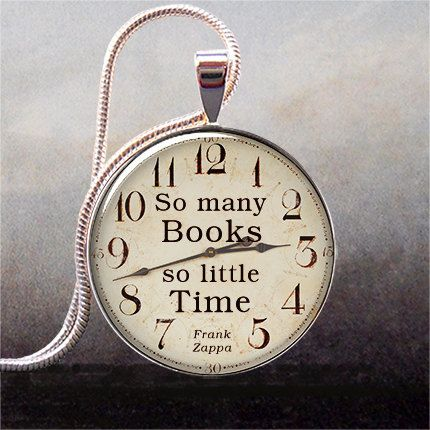 You Know What Time It Is | 16 Fancy Gifts For Book Nerds. I want a pocket watch. This one is awesome!!