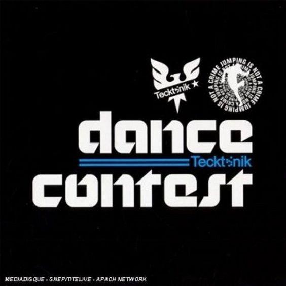 TECKTONIK DANCE CONTEST - COMPILATION (CD MULTIMEDIA)  ( CD + DVD )