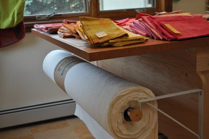 A Perfect 10: Quilt Studio Bliss - Pokey - Blogs - Quilting Dailyl
