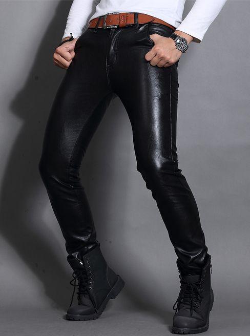 Gay Men Wearing Leather 98