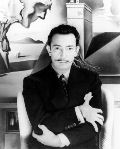 a biography of salvador felipe jacinto dali the painter Gala - salvador dali foundation menu  salvador dalí's biography a true painter is one who can paint extraordinary scenes in the middle of an empty desert a.