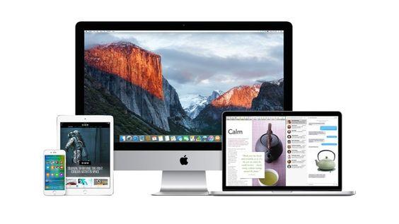 OS X El Capitan iPhone Web Shop |