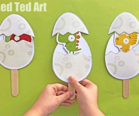 Pop Up Dinosaur Juniors Inspired By Rob Biddulph Red Ted Art Make Crafting With Kids Easy Fun In 2021 Crafts For Kids Crafts Dinosaur Jr