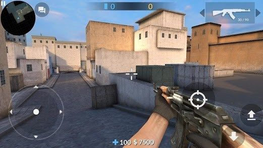 Critical Strike Cs Apk Mod Money For Android Download Latest