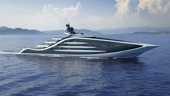 This Could Be One of the World's Largest Superyachts