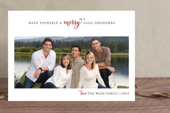 Merry Little Christmas by Kimberly FitzSimons at minted.com