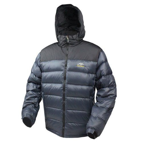 Topsky-Goose Down Water Repellent and Down-proof Down Jacket for ...