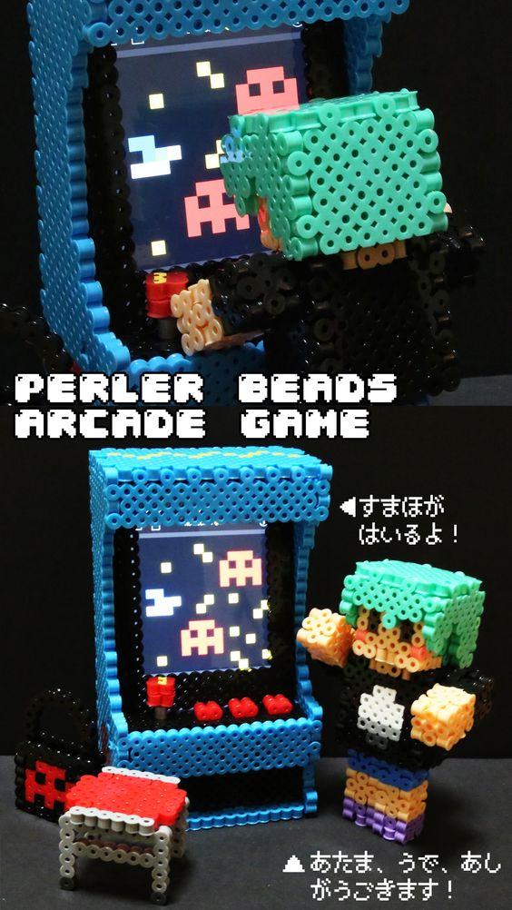 bead machine game