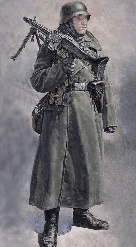 Pin On I Like, German Army Ww2 Trench Coat
