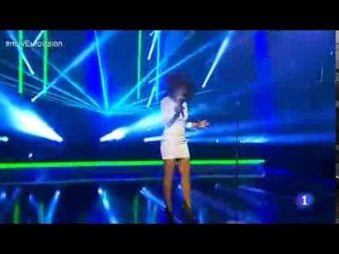 eurovision 2012 spain quedate conmigo