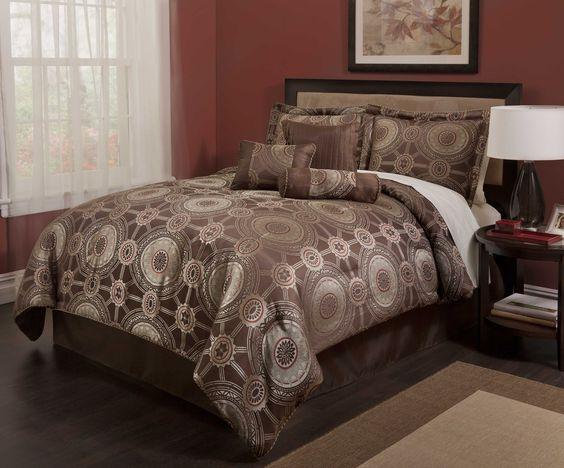 Princeton 7 Piece Comforter Set | Wayfair