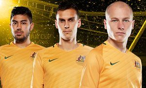 New Socceroos and Matildas strips unveiled to mixed reviews