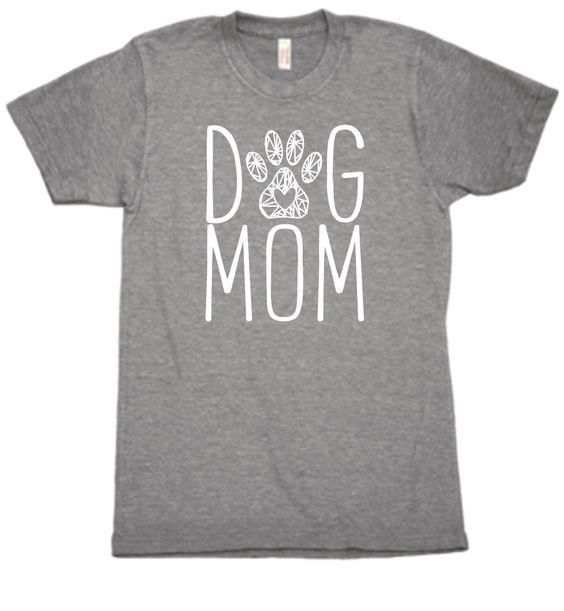 Dog Mom (unisex triblend)