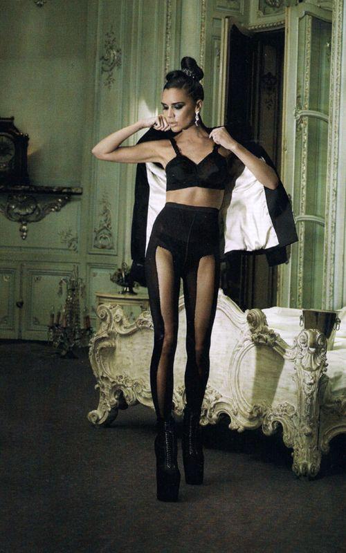 Victoria Beckham, what a body!