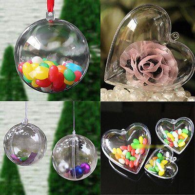 5Pcs Christmas Decor Candy Box Clear Balls Heart Transparent Bauble Ornament Hot https://t.co/1pXHzNA2QA https://t.co/lXbOLXj7Gm