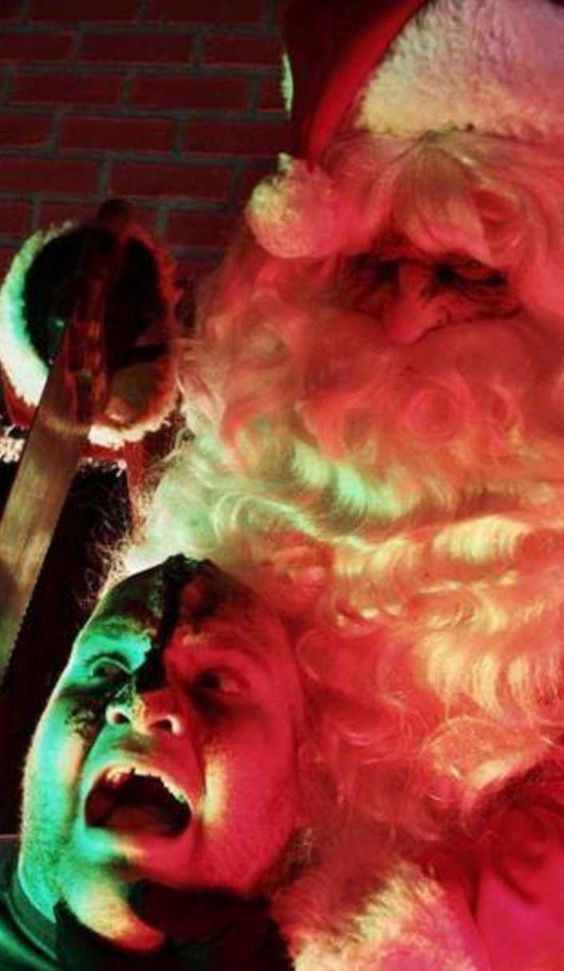 Enjoy the season of Christmas fear at these holiday-themed haunted houses