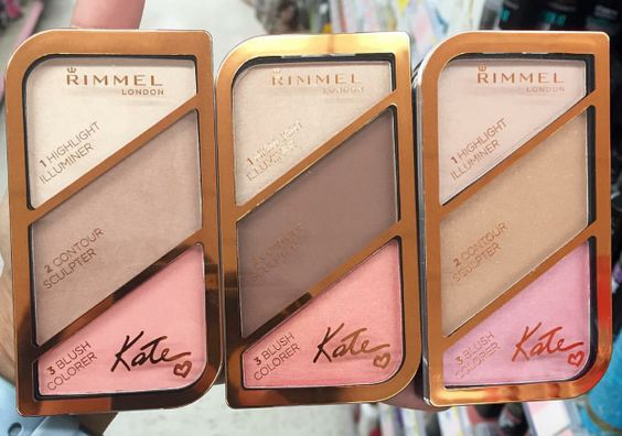 Spotted: NEW Rimmel Kate Sculpting & Highlighting Kits (with Reader Swatches) | Nouveau Cheap