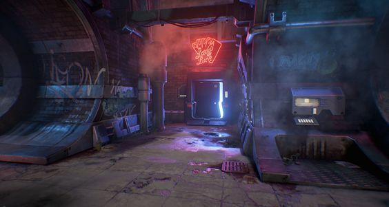 Marmoset Toolbag, unreal engine, epic games, ue, substance painter, substance designer, cyberpunk, gamedev, 3d art, game development