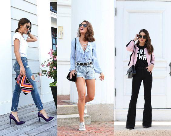 10 blogueiras que arrasam no look do dia - Moda it