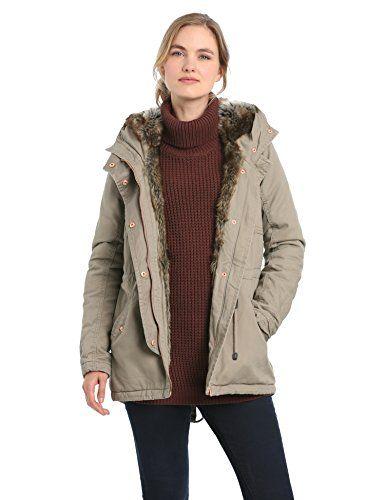 ONLY - Parka Donna New Leeds Canvas, Beige (Beige (Brindle Brindle)), M in OFFERTA su www.kellieshop.com Scarpe, borse, accessori, intimo, gioielli e molto altro.. scopri migliaia di articoli firmati con prezzi da 15,00 a 299,00 euro! #kellieshop Seguici su Facebook > https://www.facebook.com/pages/Kellie-Shop/332713936876989