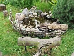 small garden ponds - Google Search